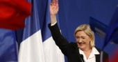 French far right party Front National (F