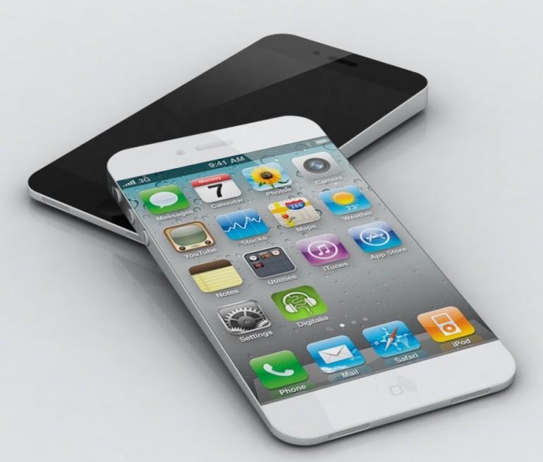 iPhone5: uno smartphone di vetro resistente come metallo?