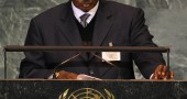 Yoweri Kaguta Museveni, President of the