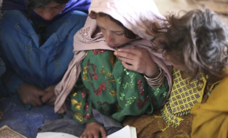 La sfida ai Talebani è donna
