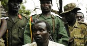 Ugandan Rebel Leader Joseph Kony Makes Rare Appearance