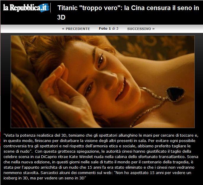 repubblica titanic