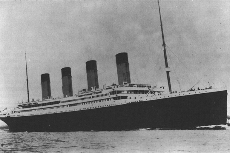 titanic b&nero mega800