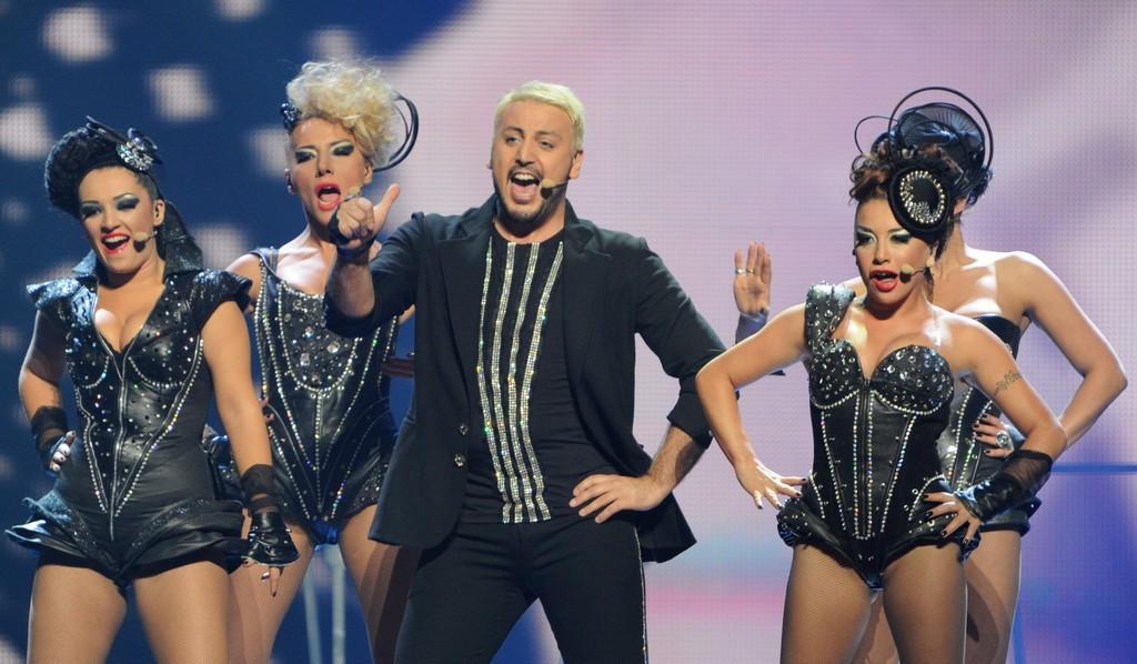 L'ospite mafioso all'Eurovisione