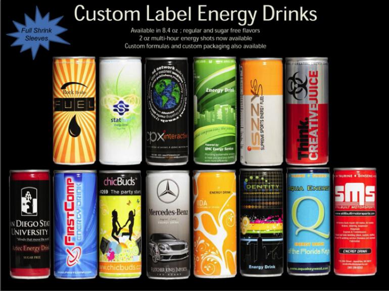 """""""Energy drink? Due al giorno possono far male"""