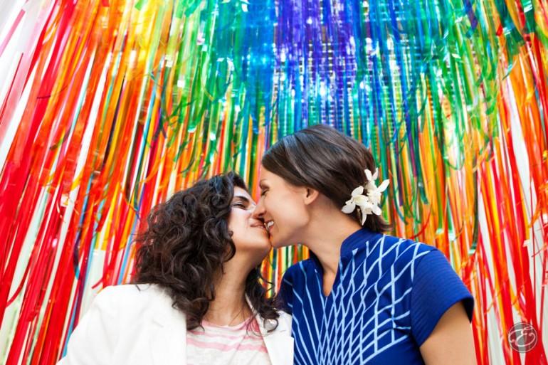 Il matrimonio lesbo che si celebra domenica a Roma
