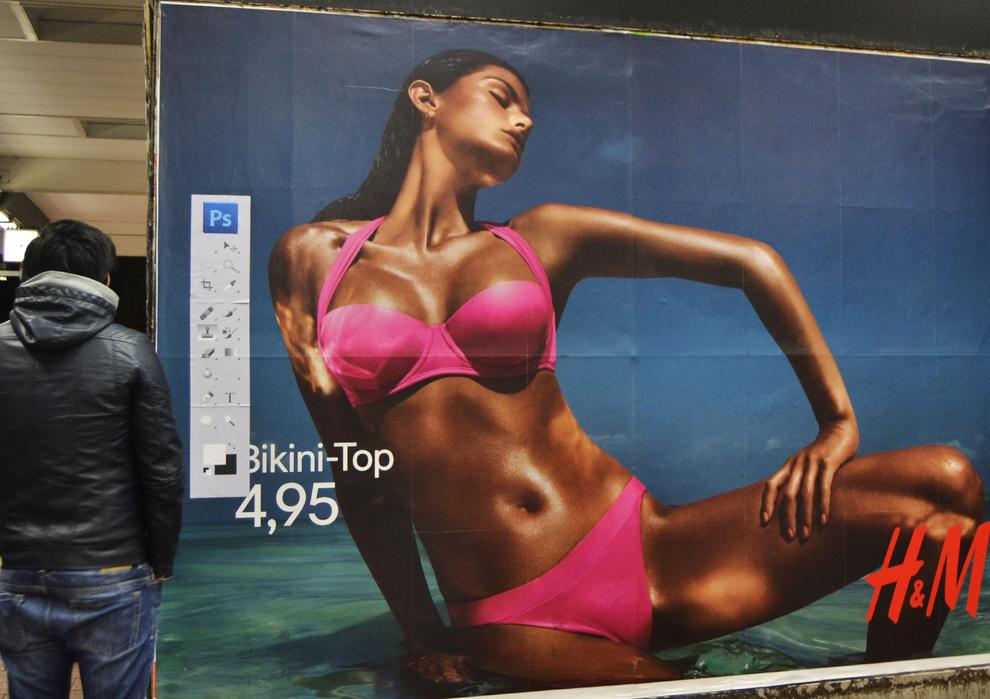 Tutta la verità sulle modelle H&M