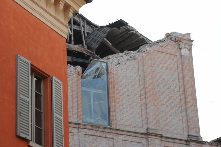 Forte scossa di terremoto a Modena e Finale Emilia