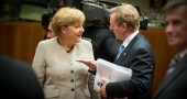 EU Leaders Attend European Council Meeting In Brussels