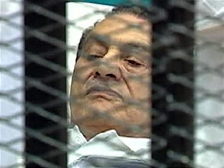 L'ergastolo per Mubarak