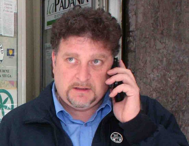 Luca Dordolo segretario Lega Nord