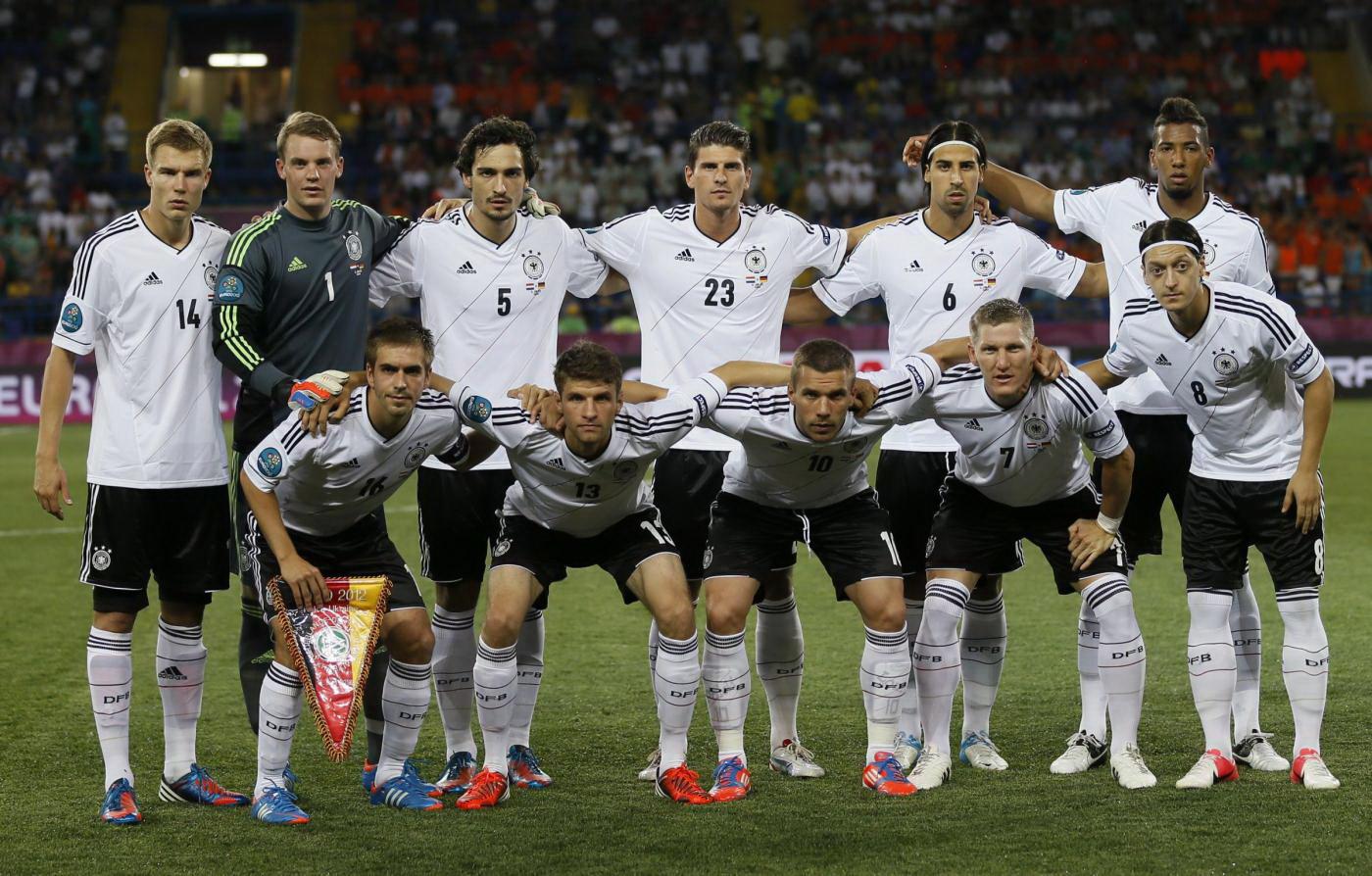 immigrati ber alles foto 4 di 13 giornalettismo On nazionale di calcio della germania