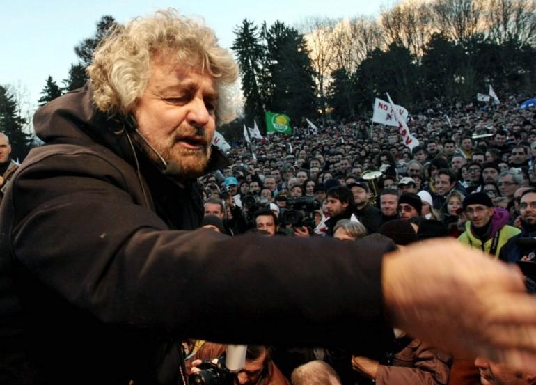 """""""Il Fatto non è il  giornale di Beppe Grillo"""""""