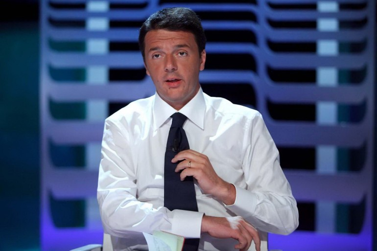 Matteo Renzi e le allegre spese della sua Provincia