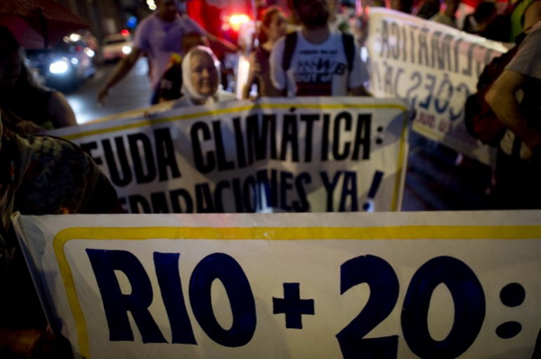 Rio+20, il summit che fa male all'ambiente