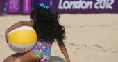 Olympics Day 1 - Beach Volleyball