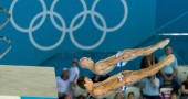 Britain's Thomas Daley and Peter Waterfi