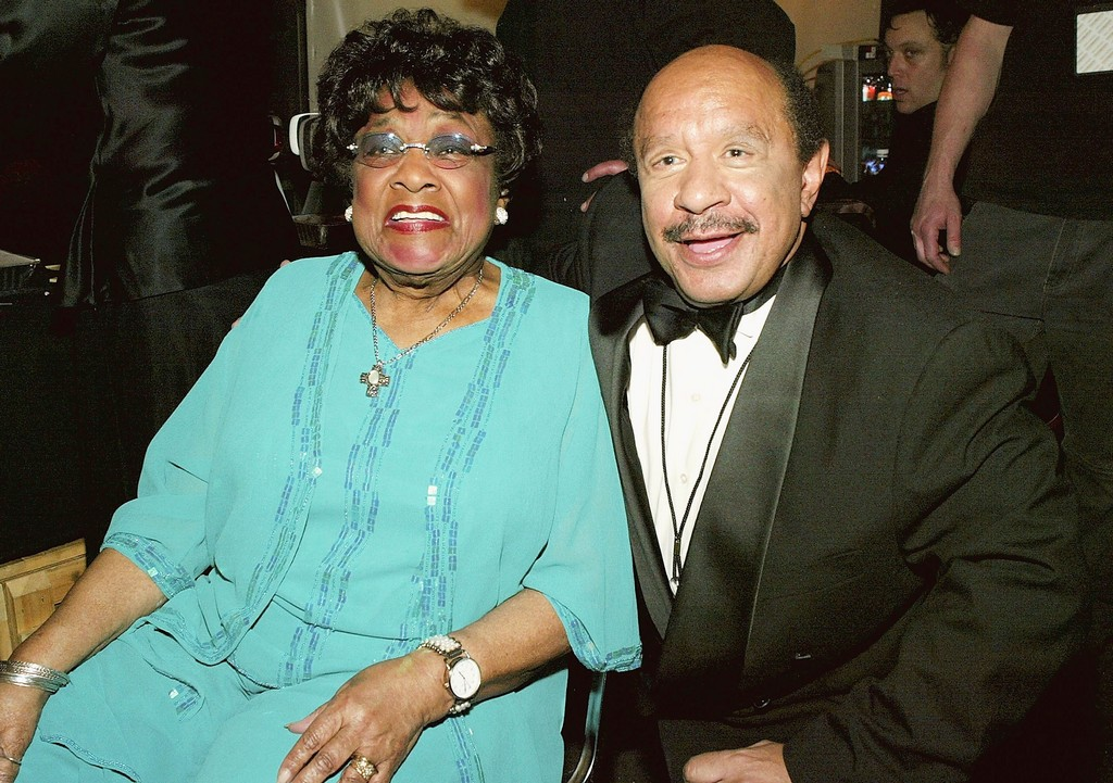 MORTO GEORGE JEFFERSON SHERMAN HEMSLEY