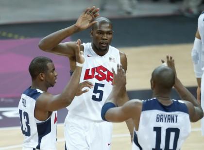 Kevin Durant, americano, 25,5 milioni di dollari
