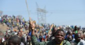 SAFRICA-MINING-UNION-UNREST-LONMIN