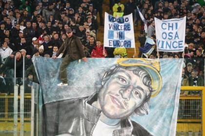 Lazio v Olympiacos - UEFA Champions League