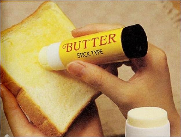 Ok, adesso la questione del burro è risolta.