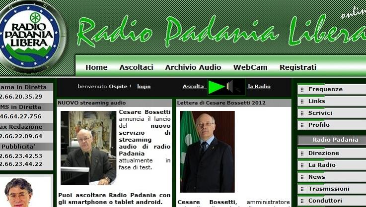 Radio padania e le minacce di morte contro i deputati di for I deputati del pd