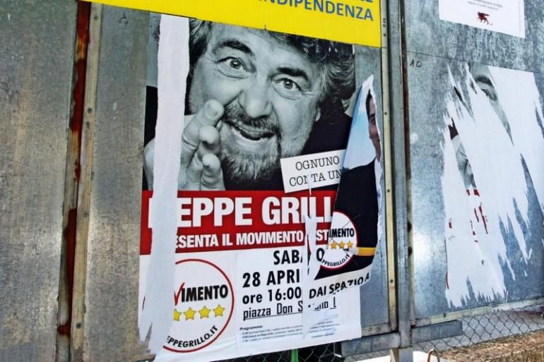Il MoVimento 5 Stelle, Beppe Grillo e la storia della droga