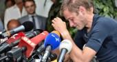 Conferenza Stampa Alex Schwazer per il caso Doping