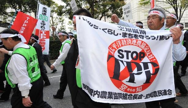 Trans-Pacific Partnership: il nuovo bavaglio al web