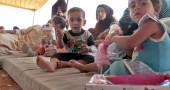 JORDAN-SYRIA-CONFLICT-REFUGGES