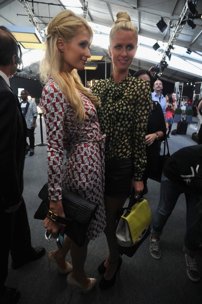 Seen Around Lincoln Center - Day 4 - Spring 2013 Mercedes-Benz Fashion Week