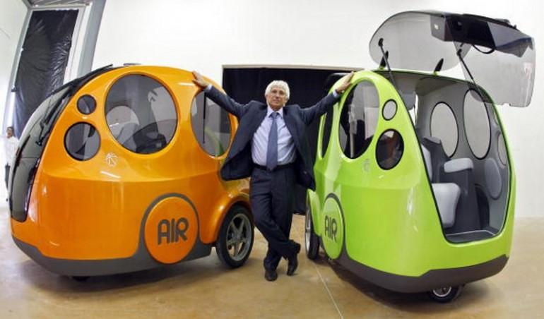 L'auto ad aria compressa è realtà. Forse