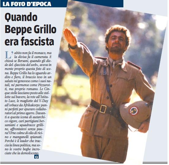Ecco perché non condivido Beppe Grillo