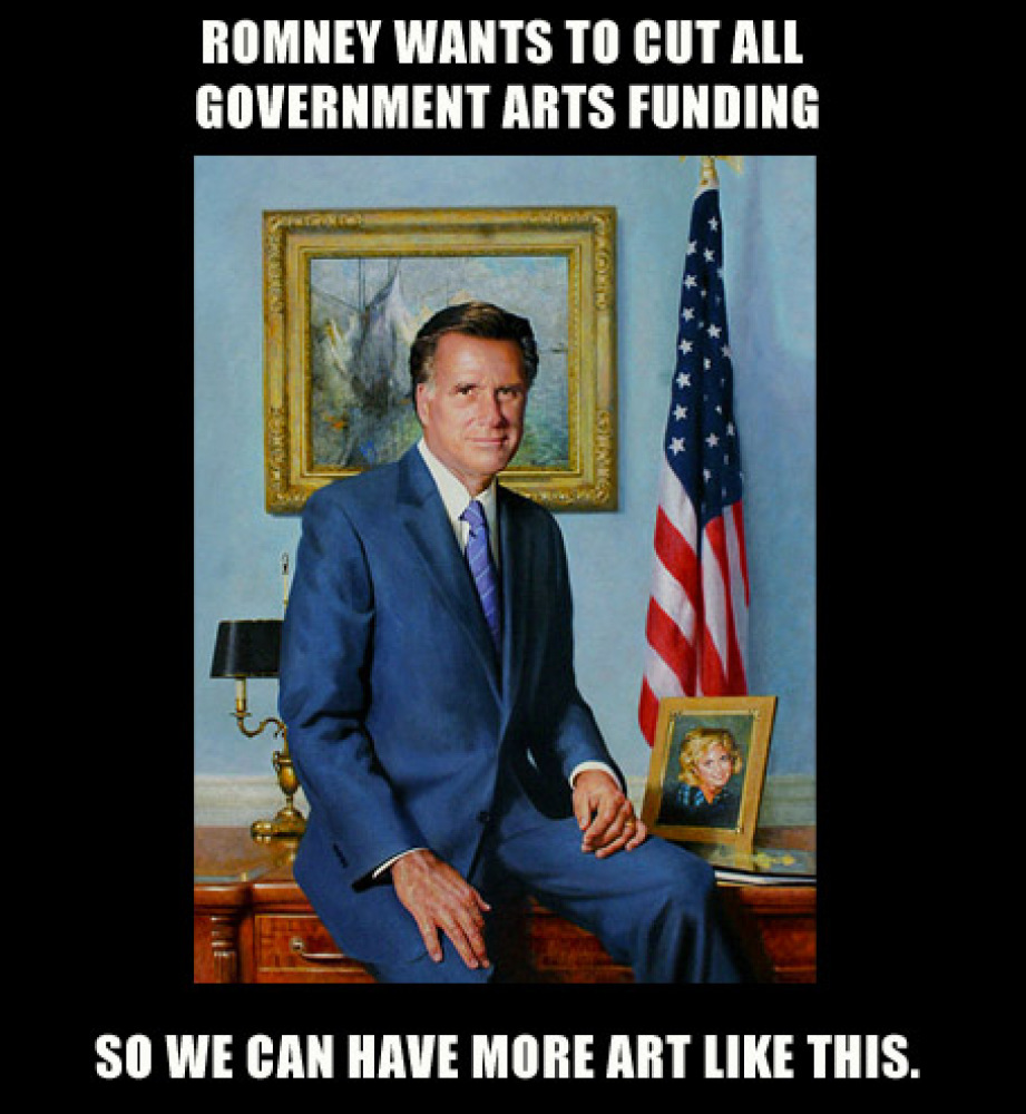 E Mitt Romney diventa un meme