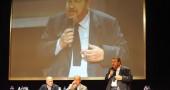 Ferrara, Sallusti e Feltri al teatro Manzoni contro Monti