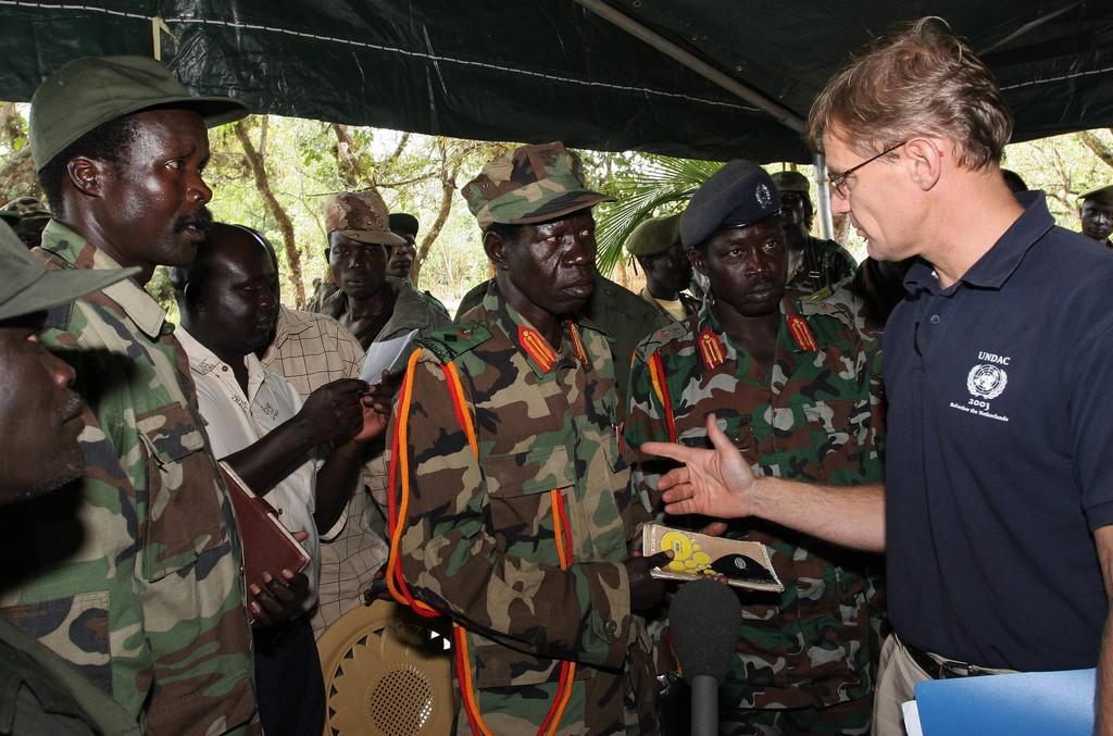 Kony 2012, essi vivono. E tornano
