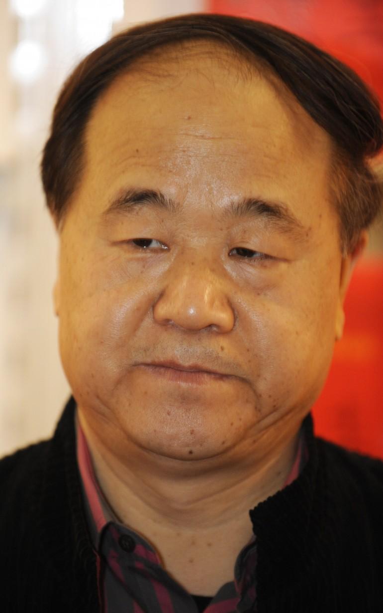 Mo Yan è il Nobel per la letteratura