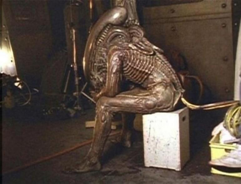 Alien come non lo avevi mai visto