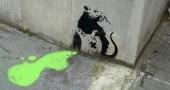 il topo di banksy
