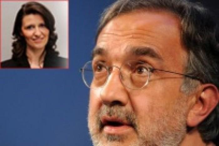 Manuela Battezzato Il Nuovo Amore Di Marchionne