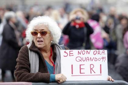 Foto Mauro Scrobogna /LaPresse