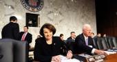 Committee chair, Sen Diane Feinstein,D-C
