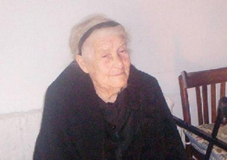 La 102enne rapinata che giustifica i malviventi