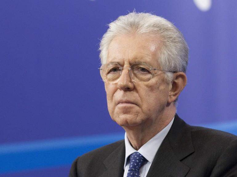 Politiche 2013; IMU, Monti: Berlusconi vuole comprare voti