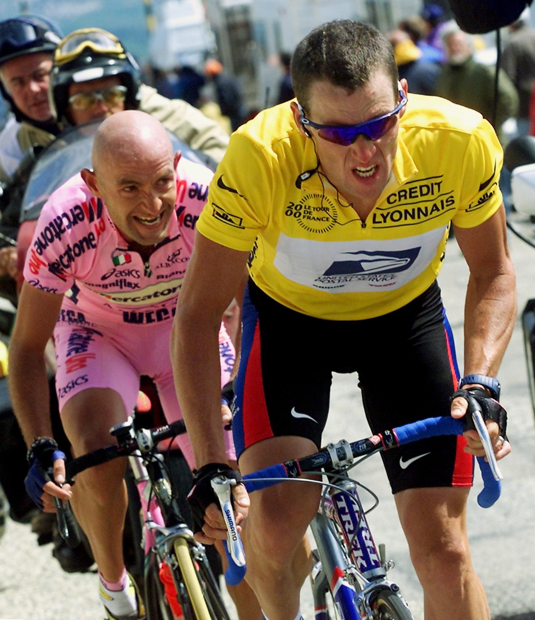 Database Tour De France