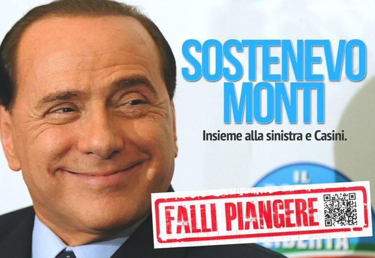Le vignette che fanno piangere i politici giornalettismo for Nomi politici italiani