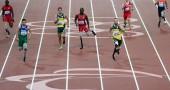 2 settembre: Alan Fonteles Cardoso Oliveira batte Oscar Pistorius nella finale dei 200 ai Giochi Paraolimpici di Londra 2012 (Photo by Justin Setterfield/Getty Images)