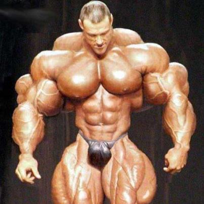Gli uomini più muscolosi (e brutti) del mondo | Giornalettismo