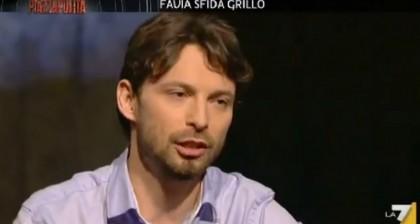 Grillo Casaleggio testimoni